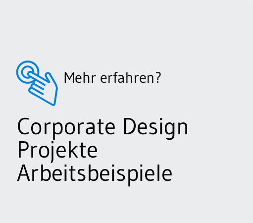 Corporate Design Landingpage