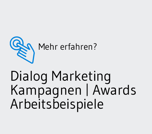 Dialog Marketing Landingpage